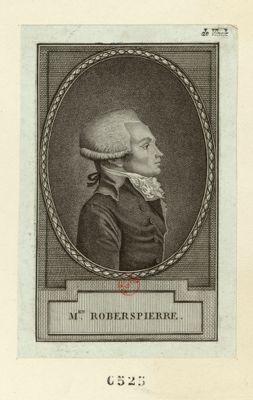 M.en Roberspierre [estampe]