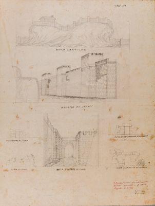 Mura Capitoline e Serviane