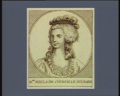 M.de Mella de Courville Sulbark [estampe]
