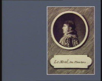Le  Moal, du Finistère [estampe]