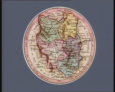 Departement du Rhone et Loire [estampe]