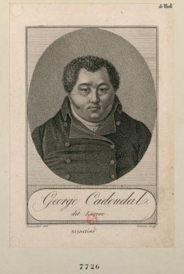 George Cadoudal dit Larive [estampe]