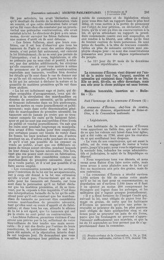 Tome 78 : Du 29 octobre au 10 novembre 1793 - page 201