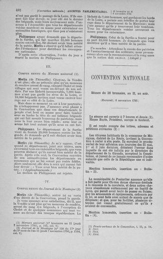 Tome 78 : Du 29 octobre au 10 novembre 1793 - page 492