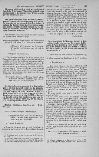 Tome 78 : Du 29 octobre au 10 novembre 1793 - page 571