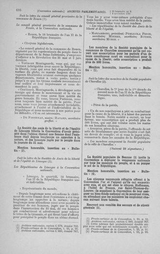 Tome 78 : Du 29 octobre au 10 novembre 1793 - page 616