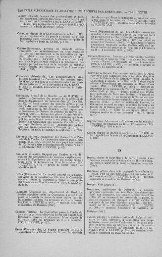 Tome 78 : Du 29 octobre au 10 novembre 1793 - page 758
