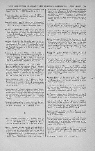 Tome 78 : Du 29 octobre au 10 novembre 1793 - page 765