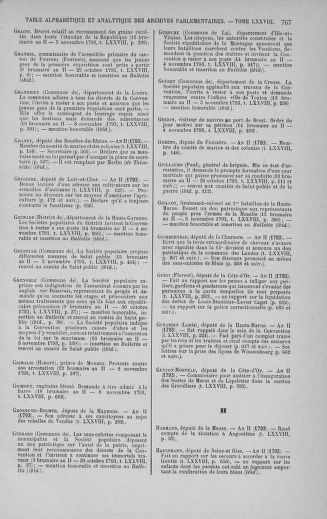 Tome 78 : Du 29 octobre au 10 novembre 1793 - page 767