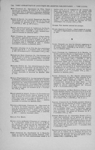 Tome 78 : Du 29 octobre au 10 novembre 1793 - page 780