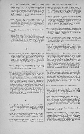 Tome 78 : Du 29 octobre au 10 novembre 1793 - page 786