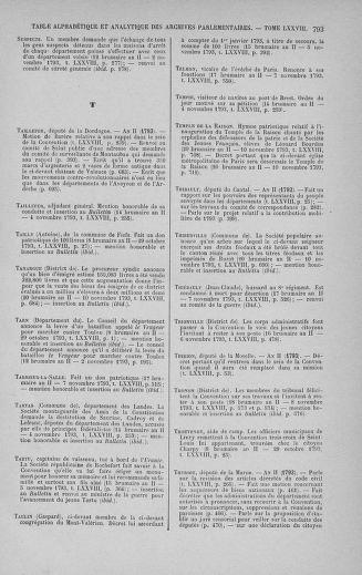 Tome 78 : Du 29 octobre au 10 novembre 1793 - page 793