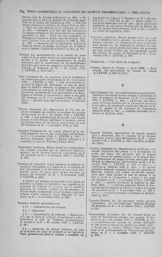 Tome 78 : Du 29 octobre au 10 novembre 1793 - page 794