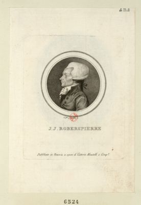J.J. Roberspierre [estampe]