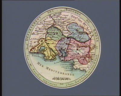 Departement des Bouches du Rhone [estampe]