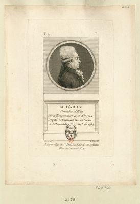 M. d'Ailly conseiller d'état né à Rocquencourt le 26 X.bre 1724 député de Chaumont &<em>c</em>. en Vexin a l'Assemblée nat.le de 1789 : [estampe]
