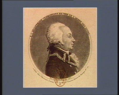 F.C. Kellermann, commandant en chef de l'armée des Alpes né à Strasbourg en 1737 : [estampe]