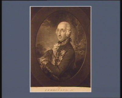Ferdinand IV roy des deux Siciles : [estampe]