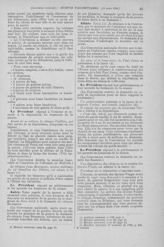 Tome 61 : Du 31 mars au 12 avril 1793 - page 25