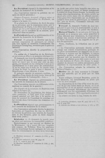 Tome 61 : Du 31 mars au 12 avril 1793 - page 26