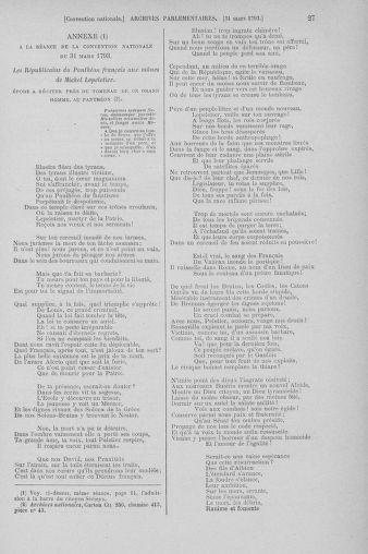 Tome 61 : Du 31 mars au 12 avril 1793 - page 27