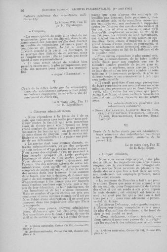 Tome 61 : Du 31 mars au 12 avril 1793 - page 36