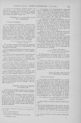 Tome 61 : Du 31 mars au 12 avril 1793 - page 113