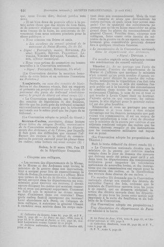 Tome 61 : Du 31 mars au 12 avril 1793 - page 126