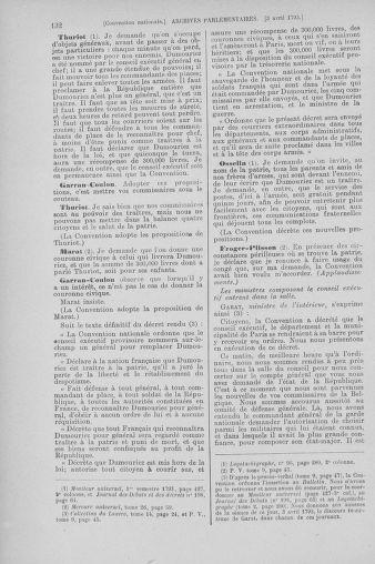 Tome 61 : Du 31 mars au 12 avril 1793 - page 132
