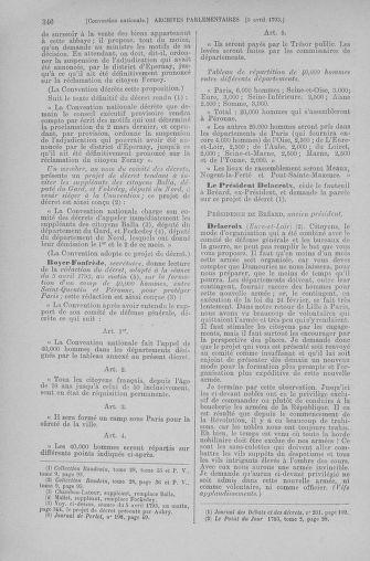 Tome 61 : Du 31 mars au 12 avril 1793 - page 346