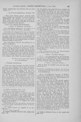 Tome 61 : Du 31 mars au 12 avril 1793 - page 367
