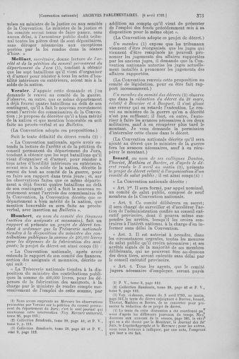 Tome 61 : Du 31 mars au 12 avril 1793 - page 373