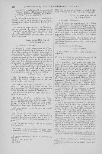 Tome 61 : Du 31 mars au 12 avril 1793 - page 416