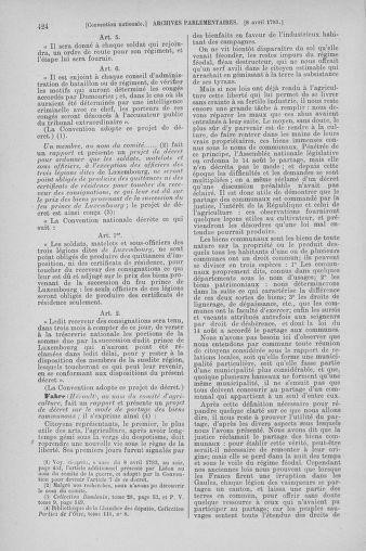 Tome 61 : Du 31 mars au 12 avril 1793 - page 424