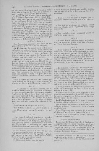 Tome 61 : Du 31 mars au 12 avril 1793 - page 452