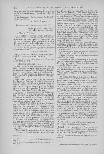 Tome 61 : Du 31 mars au 12 avril 1793 - page 520