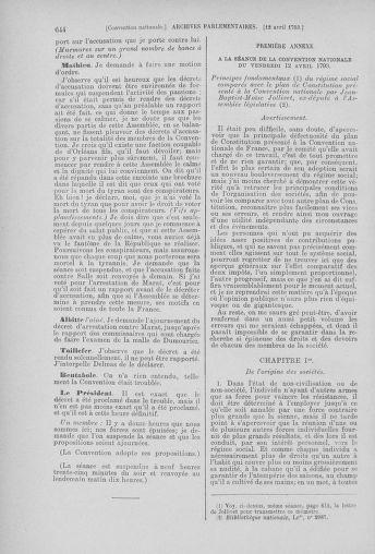 Tome 61 : Du 31 mars au 12 avril 1793 - page 644