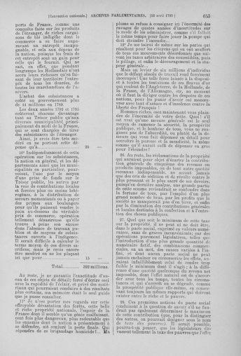 Tome 61 : Du 31 mars au 12 avril 1793 - page 653