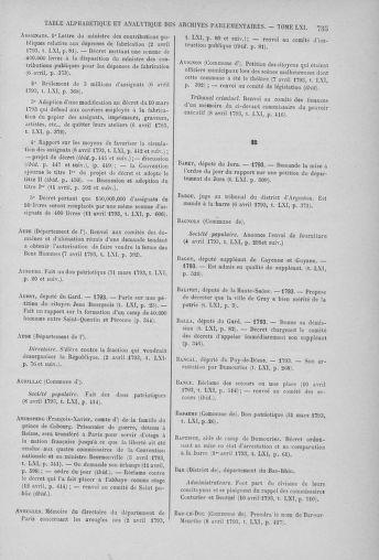 Tome 61 : Du 31 mars au 12 avril 1793 - page 735