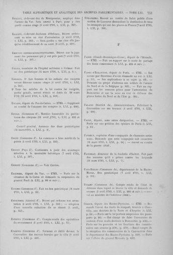 Tome 61 : Du 31 mars au 12 avril 1793 - page 751
