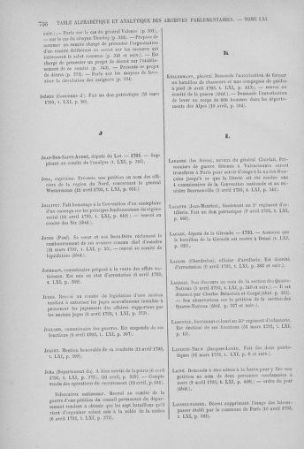Tome 61 : Du 31 mars au 12 avril 1793 - page 756