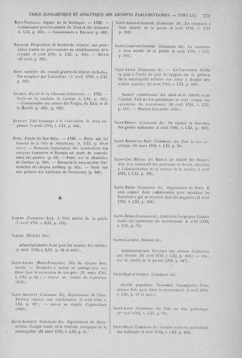 Tome 61 : Du 31 mars au 12 avril 1793 - page 771