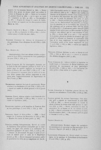 Tome 61 : Du 31 mars au 12 avril 1793 - page 775