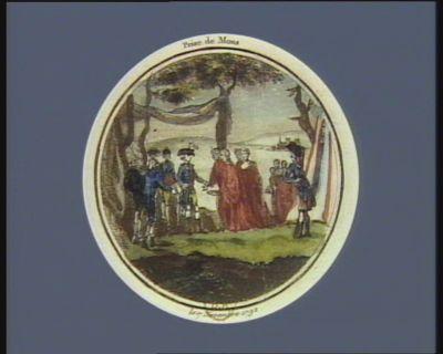Prise de Mons le 7 novembre 1792 : [estampe]
