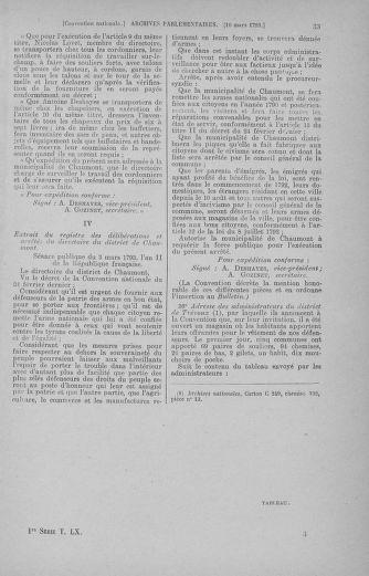 Tome 60 : Du 9 au 30 mars 1793 - page 33