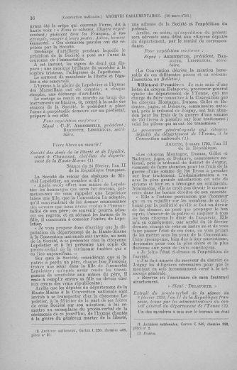 Tome 60 : Du 9 au 30 mars 1793 - page 36