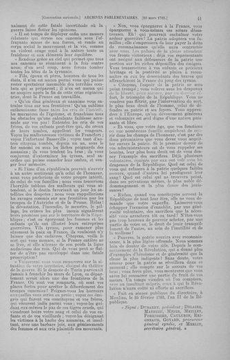 Tome 60 : Du 9 au 30 mars 1793 - page 41