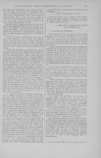 Tome 60 : Du 9 au 30 mars 1793 - page 207