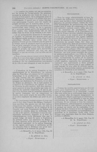 Tome 60 : Du 9 au 30 mars 1793 - page 208