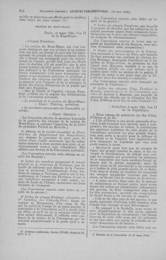 Tome 60 : Du 9 au 30 mars 1793 - page 214